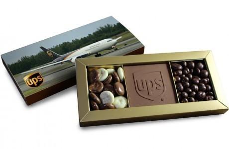 שוקולד משולב
