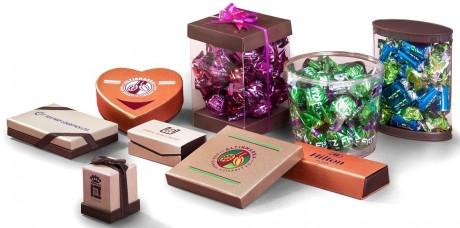 מארזי שוקולד ממותגים