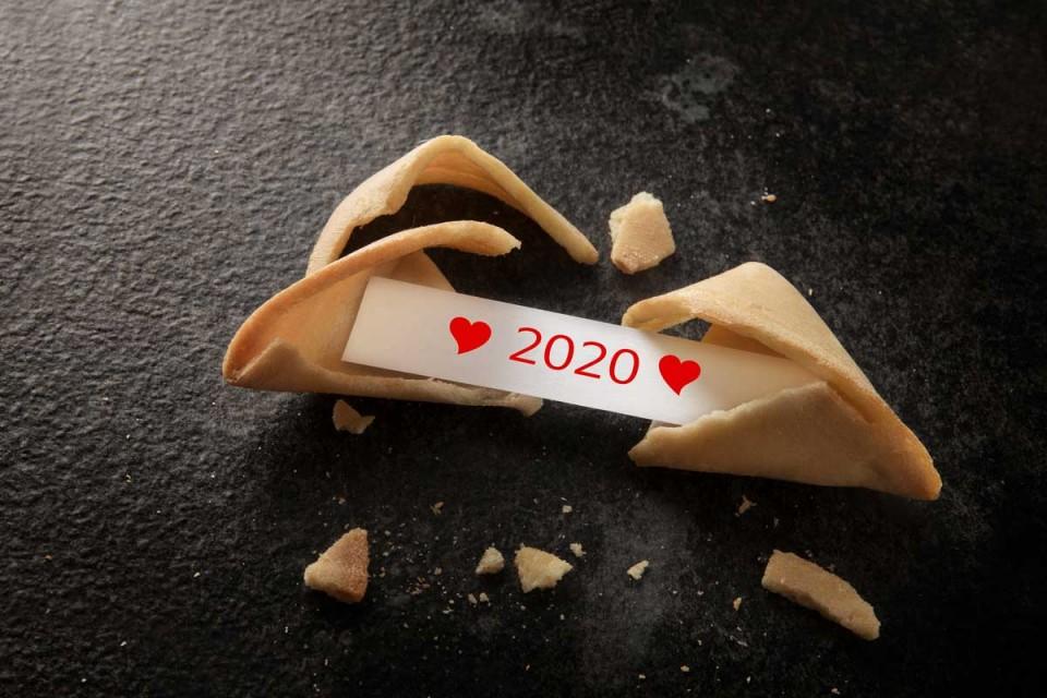 עוגיות מזל – דרך טעימה עם מסר משעשע