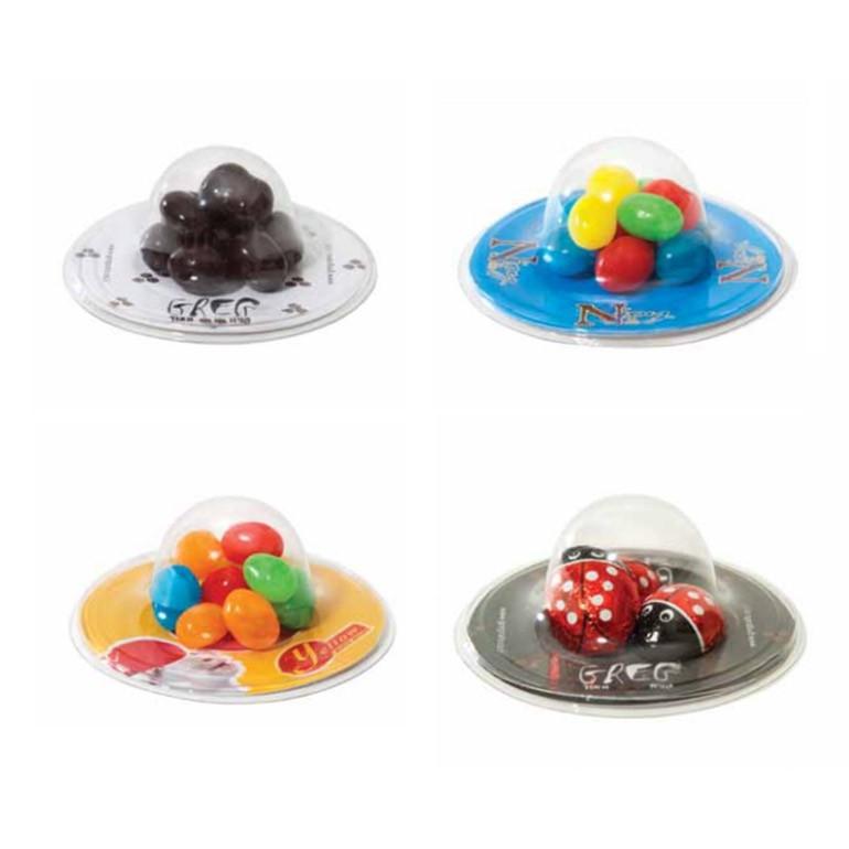 מגוון ממתקים במארז מקורי